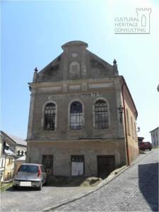 Banska Stiavnica - synagoga