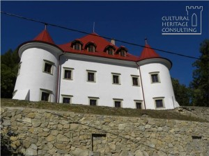 Povazske Podhradie - Burg