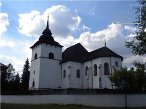 Pribylina - muzeum liptovskej dediny